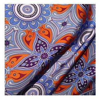 Hodvábna šatka Oriente - detail