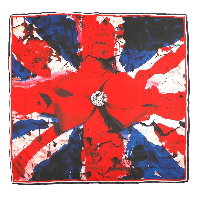 Hodvábna- šatka-Union-Jack-110x110cm-britská-vlajka