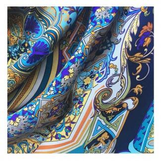 Hodvábna šatka Córdoba - detail