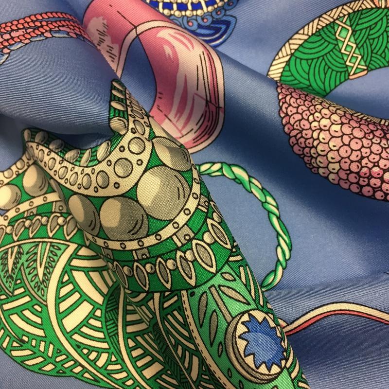 Hodvábna šatka Amrapali